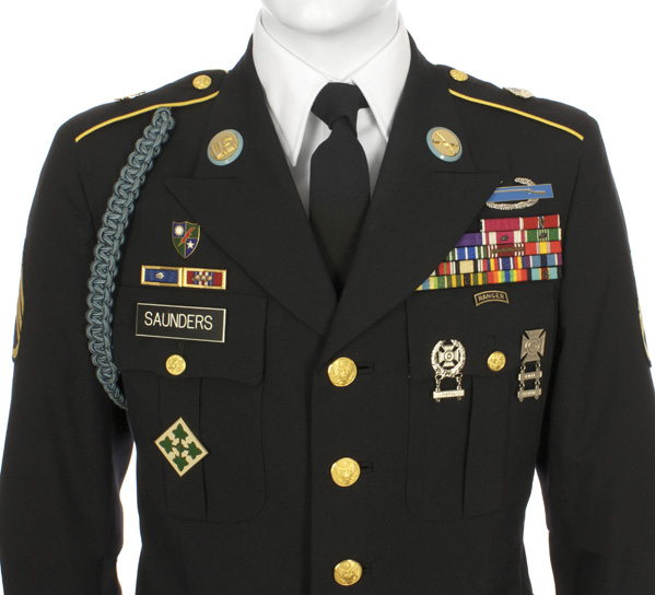 Online Army Study Guide - Uniforms