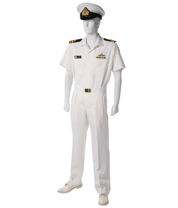 Australian Naval Officer, Summer Day Dress (S7) | Eastern ... Paramedic Dress Uniform