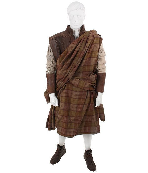 Braveheart - Eastern Costume : A Motion Picture Wardrobe