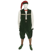 Santa's Helper - Male Elf First Class