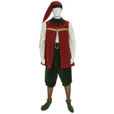 Santa's Helper - Male Elf Second Class