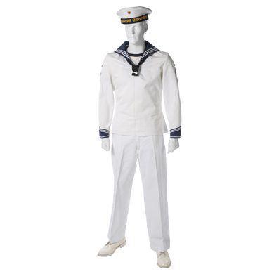 German Navy Enlisted Dress White