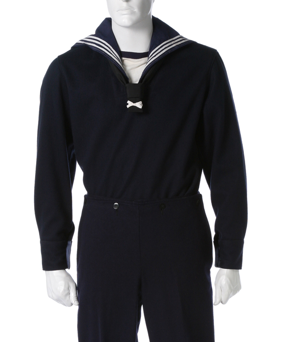 Navy Uniforms: Navy Enlisted Blue Uniform