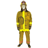 Structural Firefighting Protective Gear