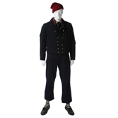 British Royal Navy Sailor's Cold Weather Clothing