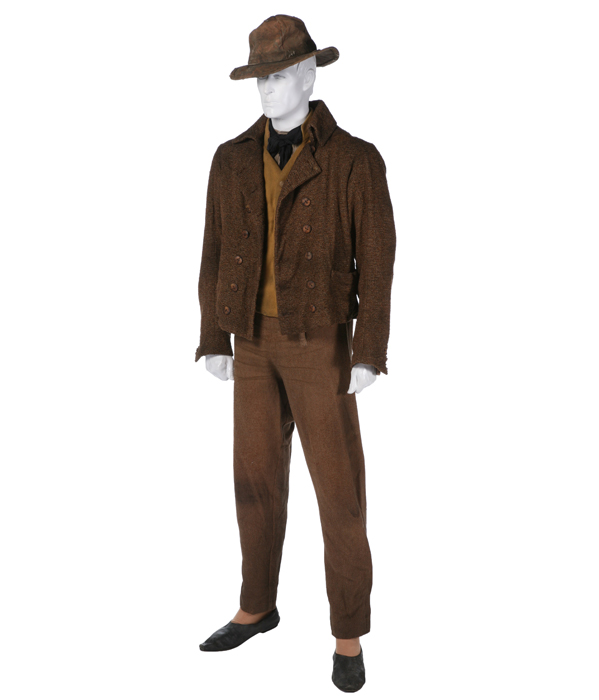 British Whalers Clothing Eastern Costume A Motion