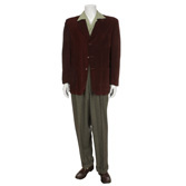 Burgandy Day Outfit