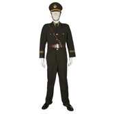 Chinese Army Officer, Service Dress