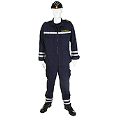 Russian Federation Navy Working Uniform