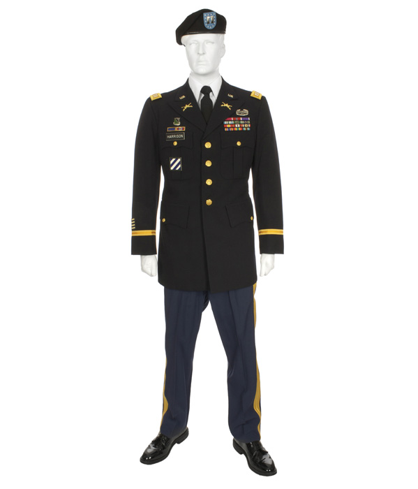 Army Service Uniform Blue 11