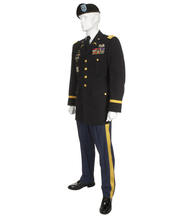 Army Service Uniform Blue 58