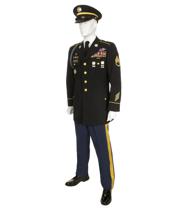 Us army dress blue uniform enlisted - Fashion dresses