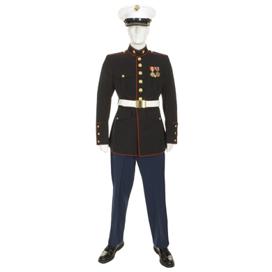 "USMC Enlisted Blue Dress ""A"" 