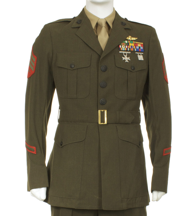 Usmc Alpha Blouse 105
