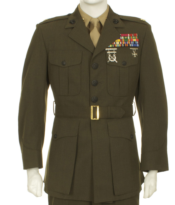 Marine Corps Alpha Uniform Regulations 41