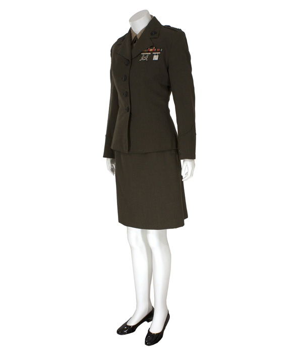 Usmc Female Officer Service A Eastern Costume A