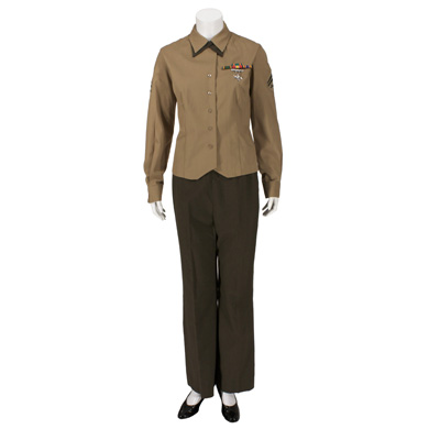 "USMC Female Officer Service ""B"" 