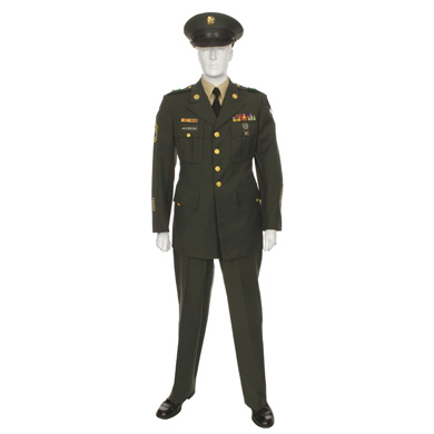 Vietnam Era Army Green Uniform | Eastern Costume : A Motion Picture