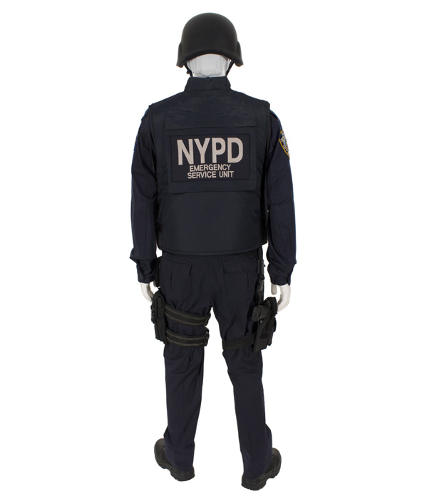 Nypd Emergency Service Tactical Eastern Costume A