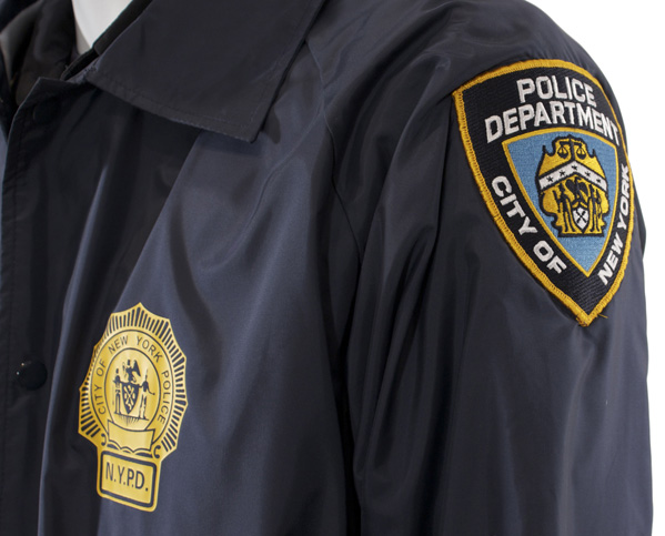 Nypd Detective Eastern Costume A Motion Picture Wardrobe