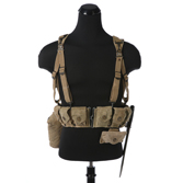 WWII U.S. Army with Musette Bag