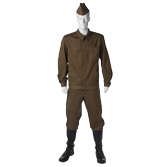 Summer Working Uniform for Sergeants and Soldiers