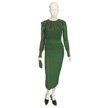 Woman's Green Day Outfit-1