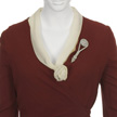 Woman's Burgundy Day Suit-4
