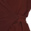 Woman's Burgundy Day Suit-6