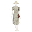 Woman's Floral Day Dress-4