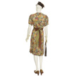 Woman's Multi Colored Day Dress-3