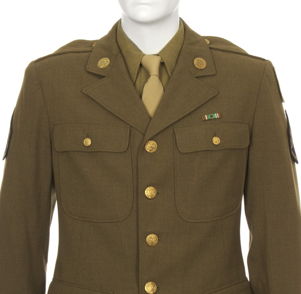 U.S Army Enlisted Man's Winter Service Uniform | Eastern ...
