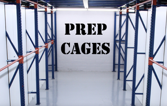 Prep Cages